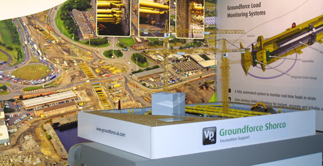 Groundforce Shorco: Exhibition Stand Design & Build