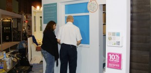HILLARYS BLINDS AT GRAND DESIGNS LIVE