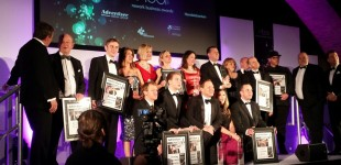 NEWARK BUSINESSES CELEBRATE AT ANNUAL AWARDS